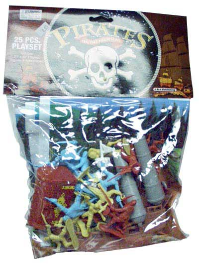 Pirate Bagged Set