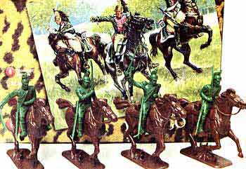 Napoleonic Mounted French Dragoons