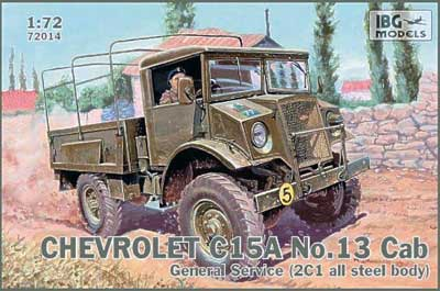 Chevrolet C15A General Service Truck