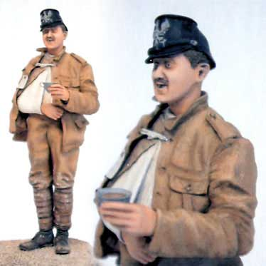 British Infantryman, Neuve Chappelle 1915 - ONLY 1 AVAILABLE AT THIS PRICE