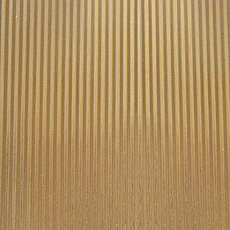 Corrugated Copper Sheet .030 Spacing