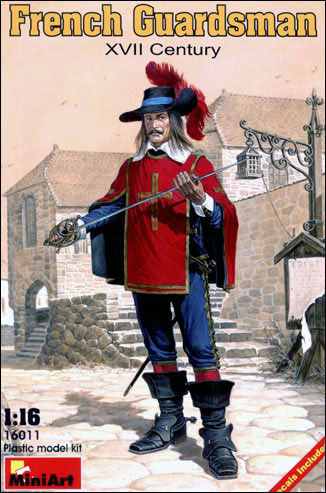 French Guardsman