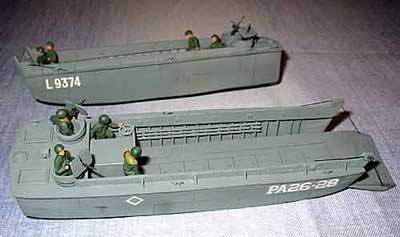 US LCVP Landing Craft