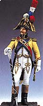 French Drum Major, 67th Regiment
