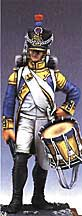 French Drummer, 42nd Regiment of Foot 1807