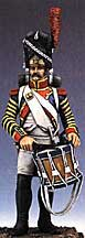 French Grenadier Drummer, 18th Regiment of Foot 1809