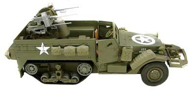 M16 Multiple Gun Motor Carriage Model Kit