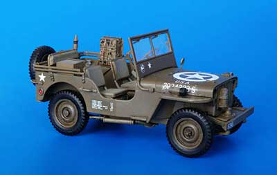 See Bee Jeep Conversion Set
