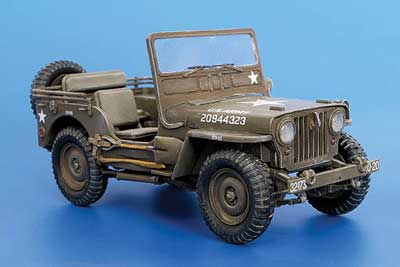 M38 Jeep Conversion Set