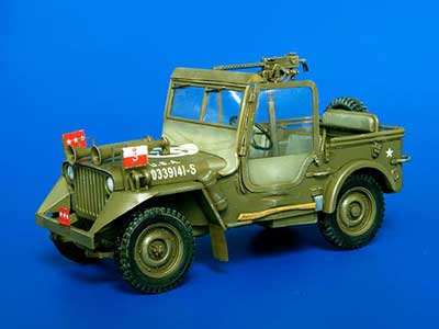 Patton's Jeep Conversion Set