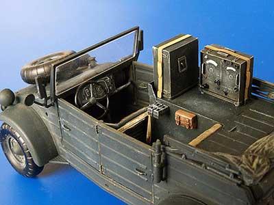 Michigan Toy Soldier Company : Plus Models - K belwagen