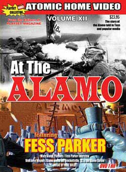 At the Alamo DVD