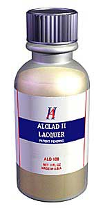 Stainless Steel Lacquer 1oz. Bottle