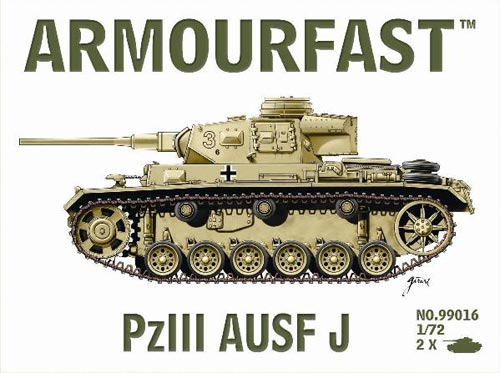 Michigan Toy Soldier Company : Armourfast - WWII German