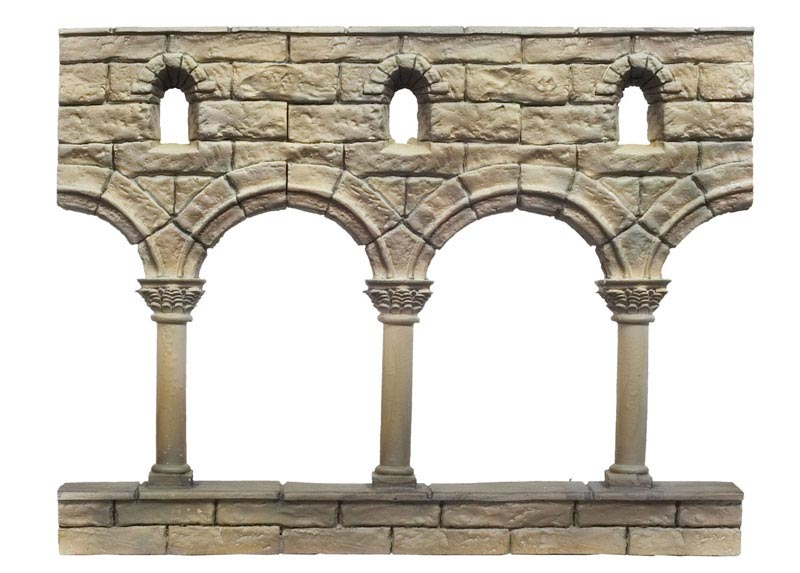 The Knights Templars- Templar Cloister - ONLY 1 AVAILABLE AT THIS PRICE