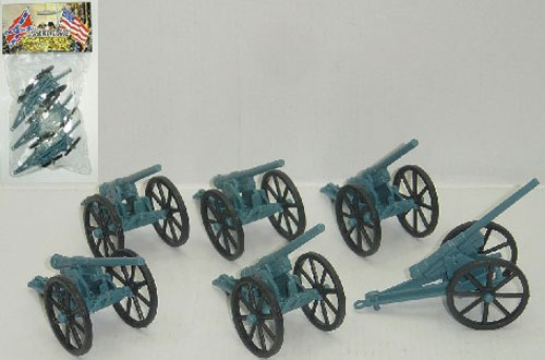 Civil War Union Cannons