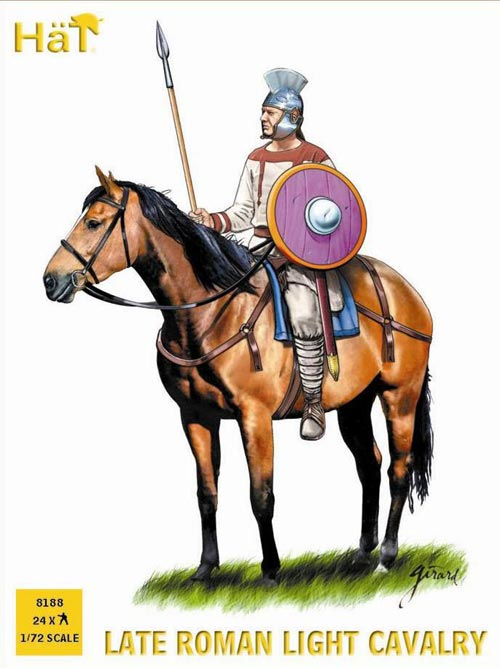 Ancient Late Roman Light Cavalry
