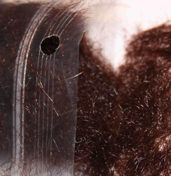Coffe Brown Grass Fibers - ONLY 2 AVAILABLE