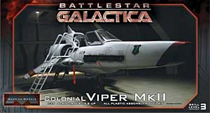 Battlestar Galactica - Colonial Viper Mk II Fighter