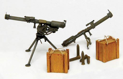 WWII U.S. Recoilless Rifle M-18 57 mm