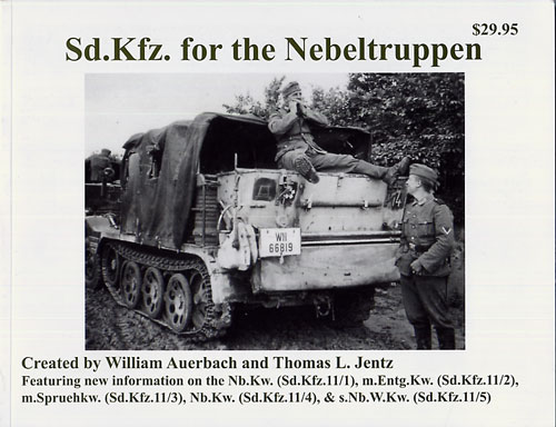 SdKfz for the Nebeltruppen