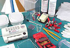 Scratch Building and Photo-Etch Tools