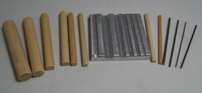 Photo-Etch Rolling Set