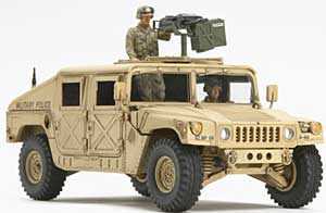 US Modern 4x4 Utility Vehicle