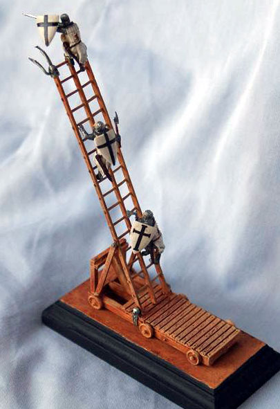 Heavy Siege Ladder with Crew