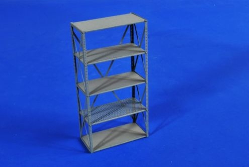 Large Metal Shelf