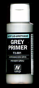 Vallejo Surface Primer Grey 60ml
