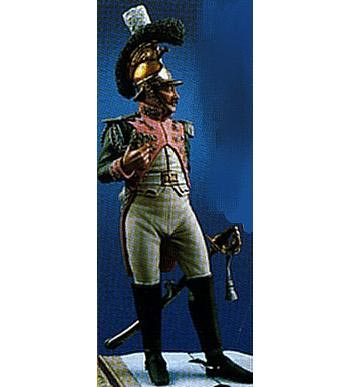 Officer,  Guard of Honor, Kingdom of Italy, 1812