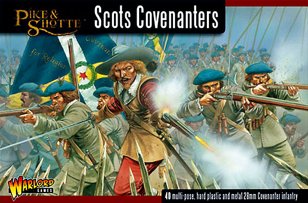 English Civil War: Covenanter Infantry (40)