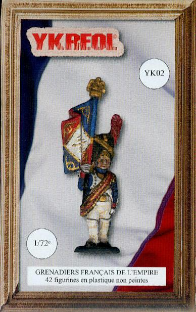 French Empire Grenadiers