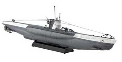German U-Boat Type VIIC Submarine