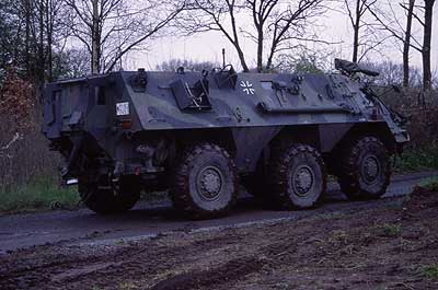 German Fuchs A1 Eloka/ABC