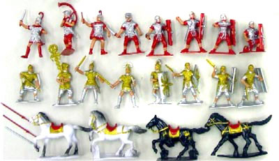 Roman SPQR Warriors Bagged Set