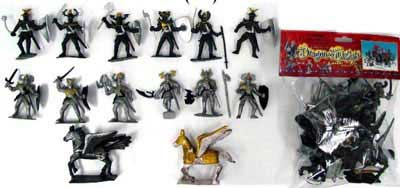 Dragons & Knights Bagged Set