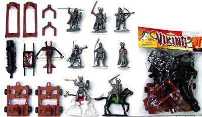 Vikings & Armor Bagged Set