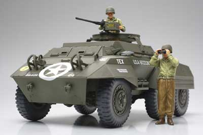WWII US M20 Armored Utility Car