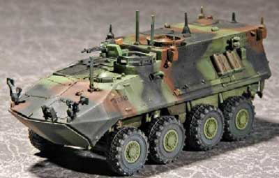 USMC LAVC2 Light Armored Command and Control Vehicle