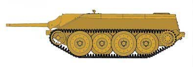 German E-10 Tank Destroyer