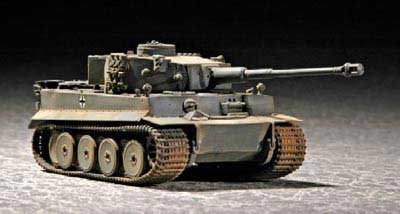 German Tiger I (Early Variant)