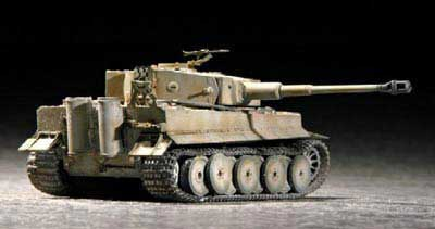 German Tiger I (Mid Production)