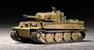 German Tiger I (Late Production)