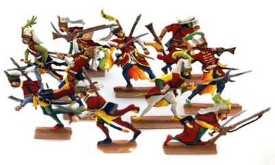 Renaissance: Turkish Sword Attack (10 pcs.)