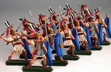 Ancient Rome: Roman Pila, Gallic Wars (10 pcs.)