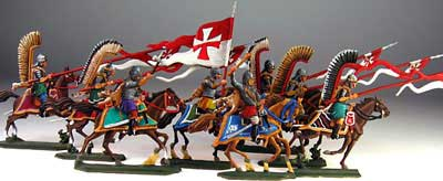 Renaissance: Winged Hussars (8 pcs.)