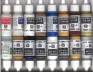 Vallejo Model Color Pack-Folkstone Special Paint Set