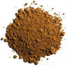 Pigments- Light Yellow Ochre for Light Mud and Sand, Desert and Beaches